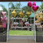 fiesta para mujeres 25 anos tema corazones