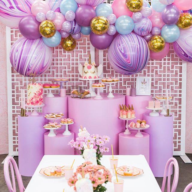 fiesta primer ano de tu hija (1)