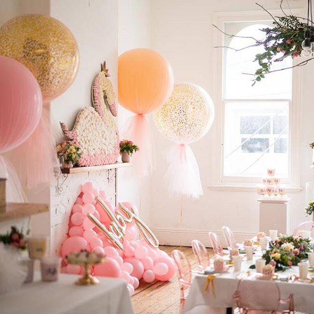 Fotos de como celebrar la Fiesta primer año de tu hija