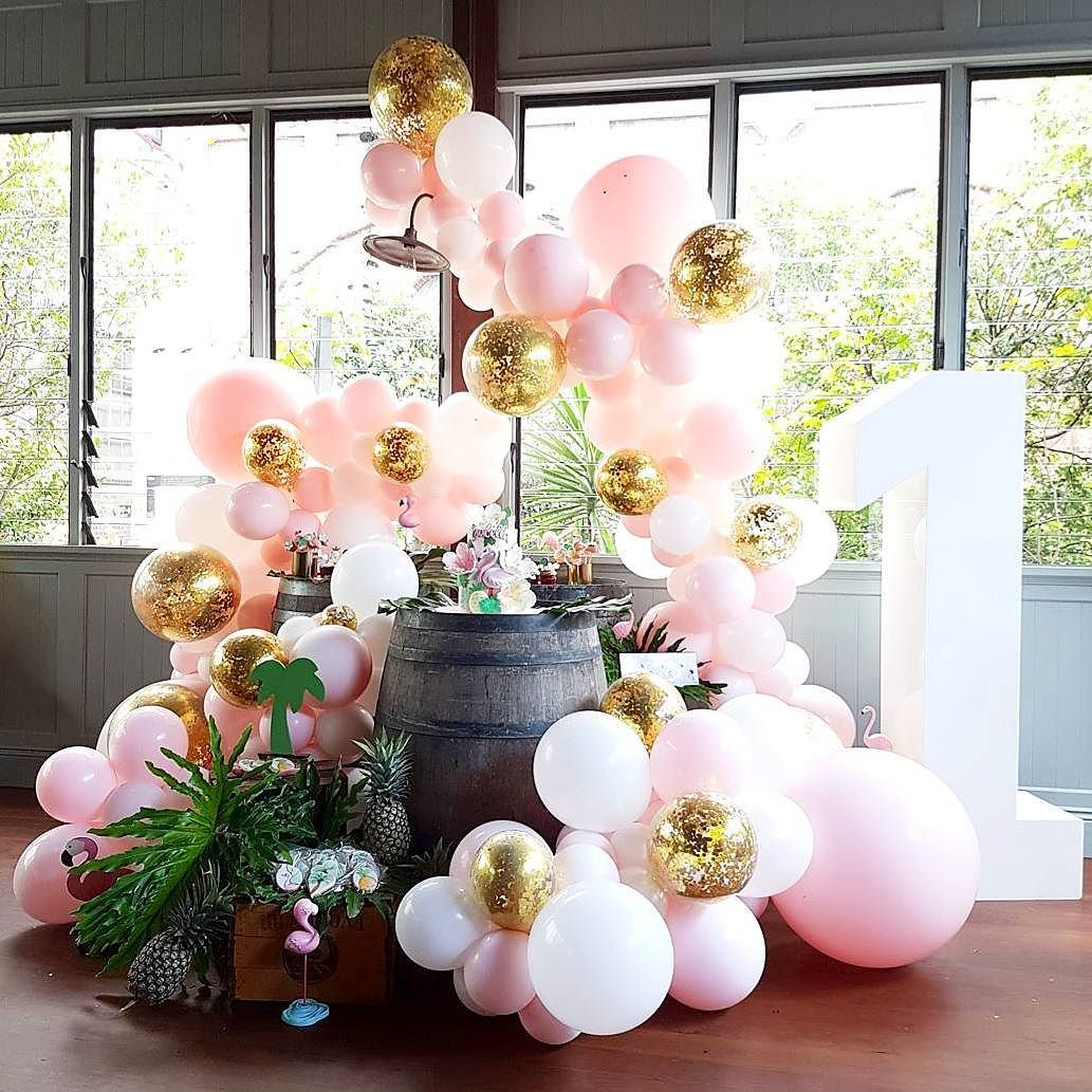fiesta primer ano de tu hija (8)