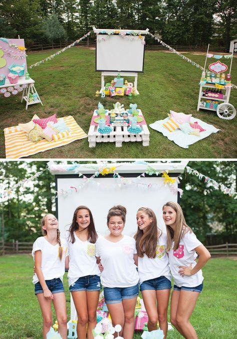 Fiestas adolescentes ideas