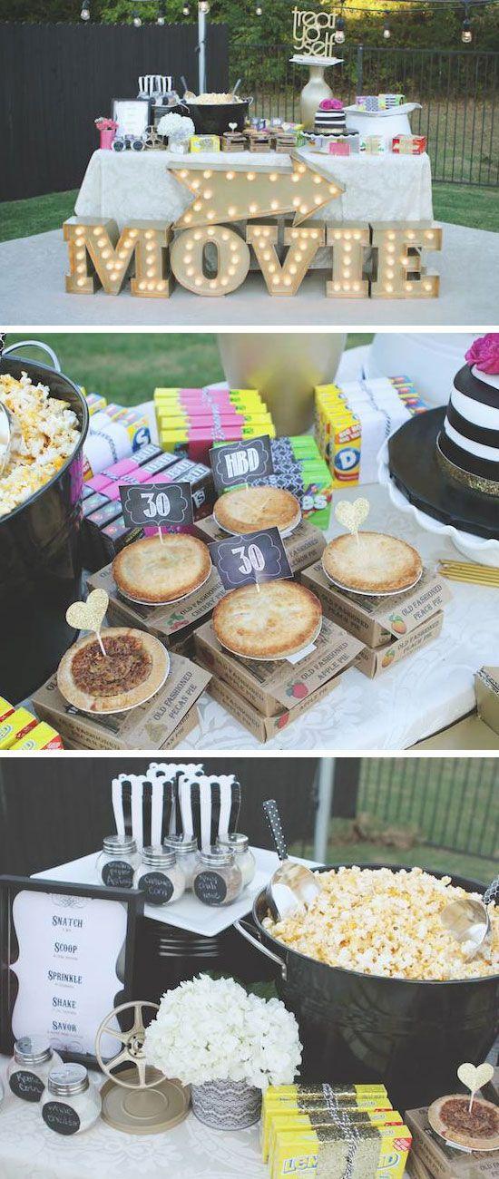 Fiestas tematicas para adolescentes ideas para organizar - Menu para fiesta de cumpleanos en casa ...