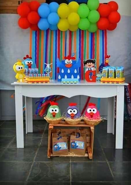 fiestas infantiles sencillas en casa 4