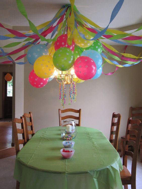 fiestas infantiles sencillas en casa 6