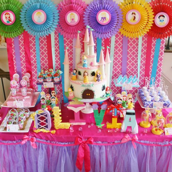 2 a os cumplea os ideas y decoraci n para una fiesta infantil - Decoracion para cumpleanos infantiles en casa ...