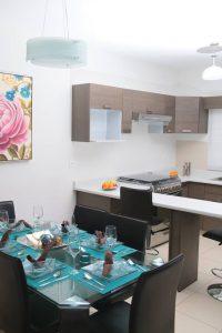 ideas para decorar cocina y comedor casa infonavit