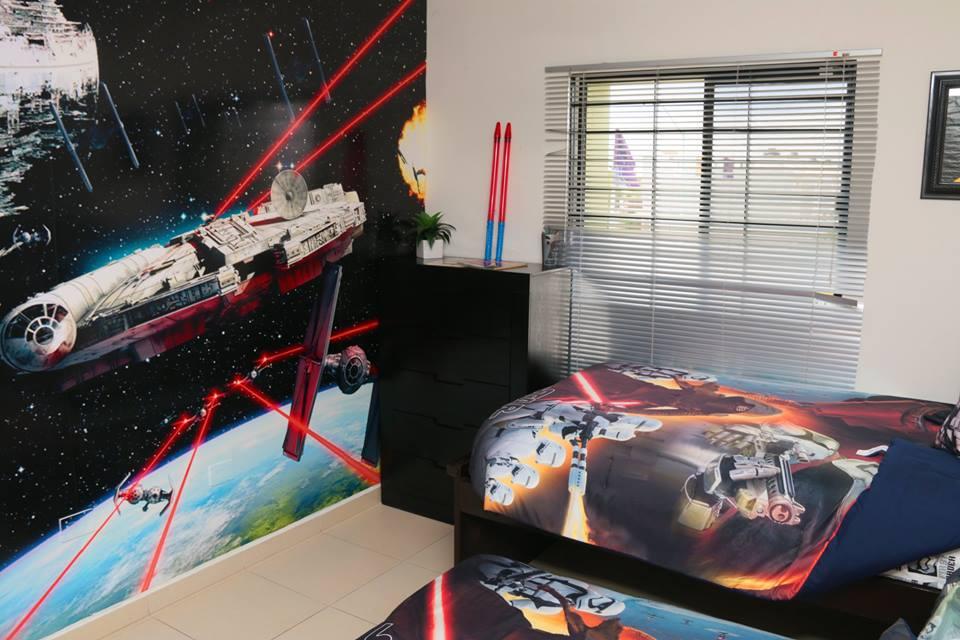 ideas para decorar cuarto pequeño niño casa infonavit