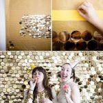 ideas para decorar fiesta de cumpleanos de mujer sencilla y economica
