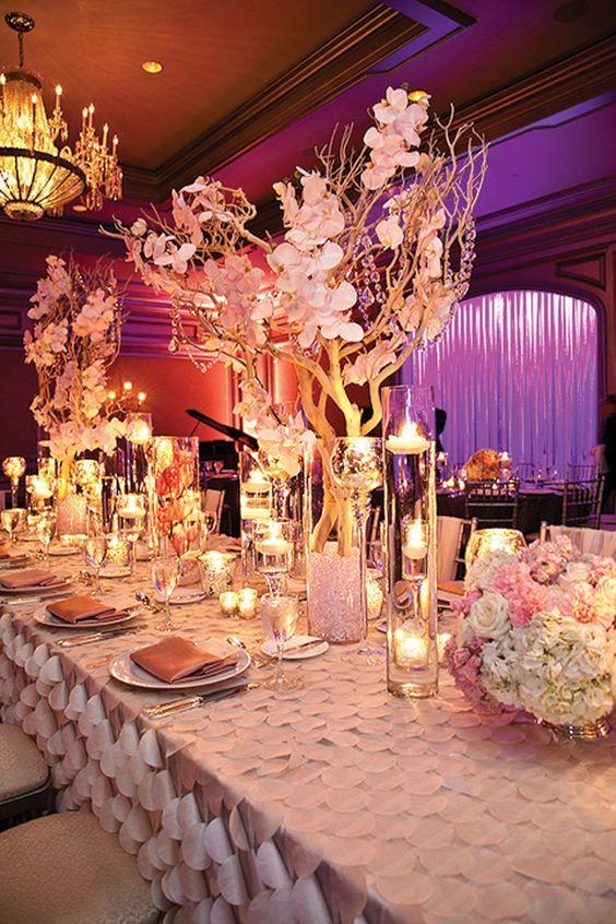 15 a os elegantes ideas para una fiesta de xv a os elegante for Adornos originales para decorar casa