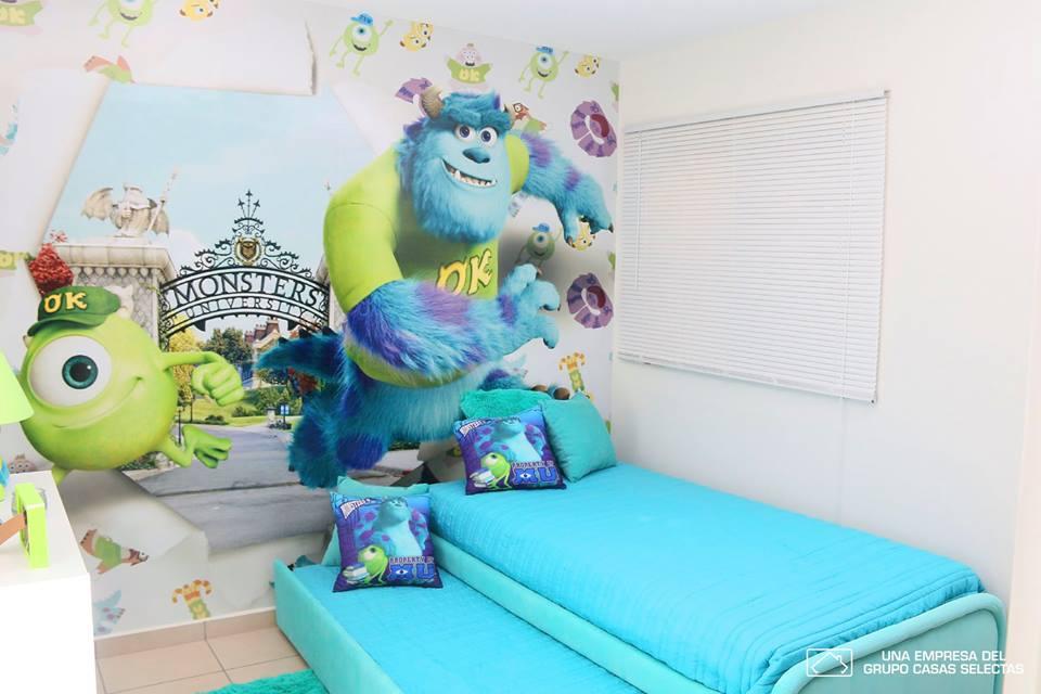 ideas para decorar un cuarto muy peqeueno para nino estilo infonavit