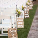 ideas para decorar una boda sencilla