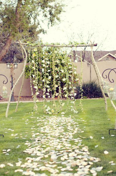 ideas para decorar una boda sencilla 5