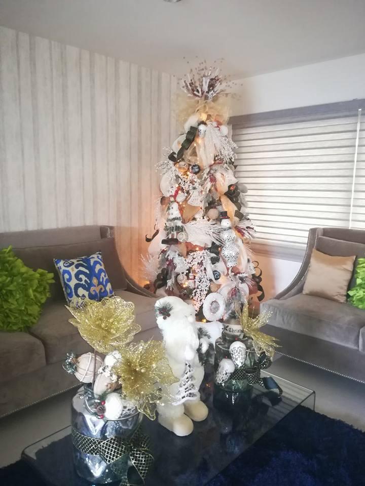 Ideas para decorar una casa pequena en navidad 1 - Como adornar la casa en navidad ...