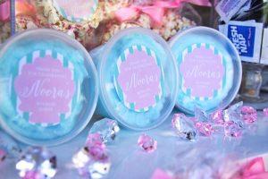 ideas para mesa de dulces para fiesta de nina un ano 3
