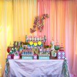 ideas para una fiesta de primer ano nina tema sirenita (1)