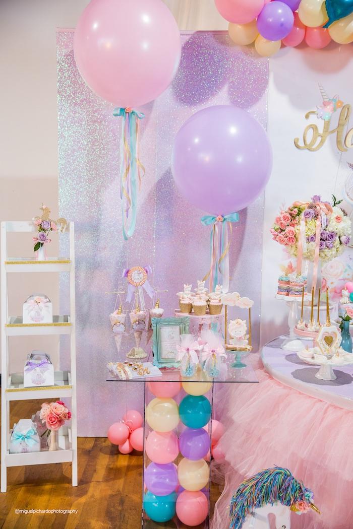 ideas para una fiesta de primer ano nina tema sirenita (11)