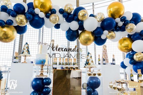Imágenes de colores para decorar eventos