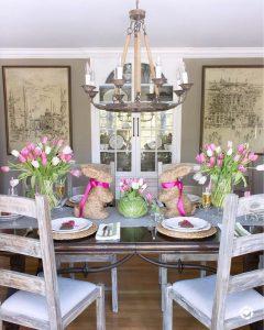 Imágenes de decoracion de interiores para pascua