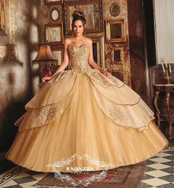 9eb9e19c2 ... Imagenes de vestidos de 15 años estilo princesa