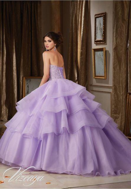 e45f582893a Vestidos de 15 años - Úsalos este 2019 Si quieres lucir como una ...