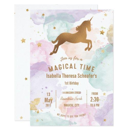 15 Años De Unicornio Fiesta De Xv Años Inspirada En Unicornios