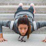 lagartijas ejercicio para quemar grasa