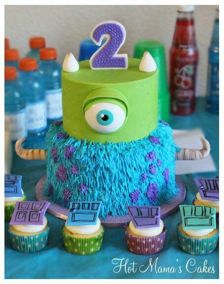 Motivos para cumpleaños de 2 años varon