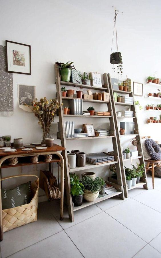 Muebles Para Plantas Of Repisas Para Jardin Las Mejores Maneras Para Decorar Tu