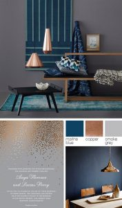 nuevas tendencias en pinturas de interiores 2