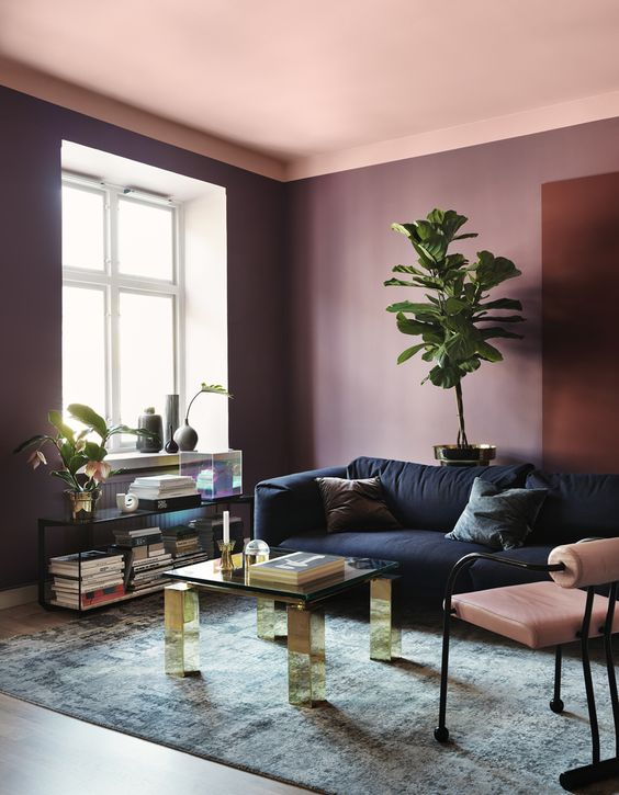 Nuevas tendencias en pinturas de interiores 6 decoracion de interiores fachadas para casas - Ultimas tendencias en decoracion de paredes ...