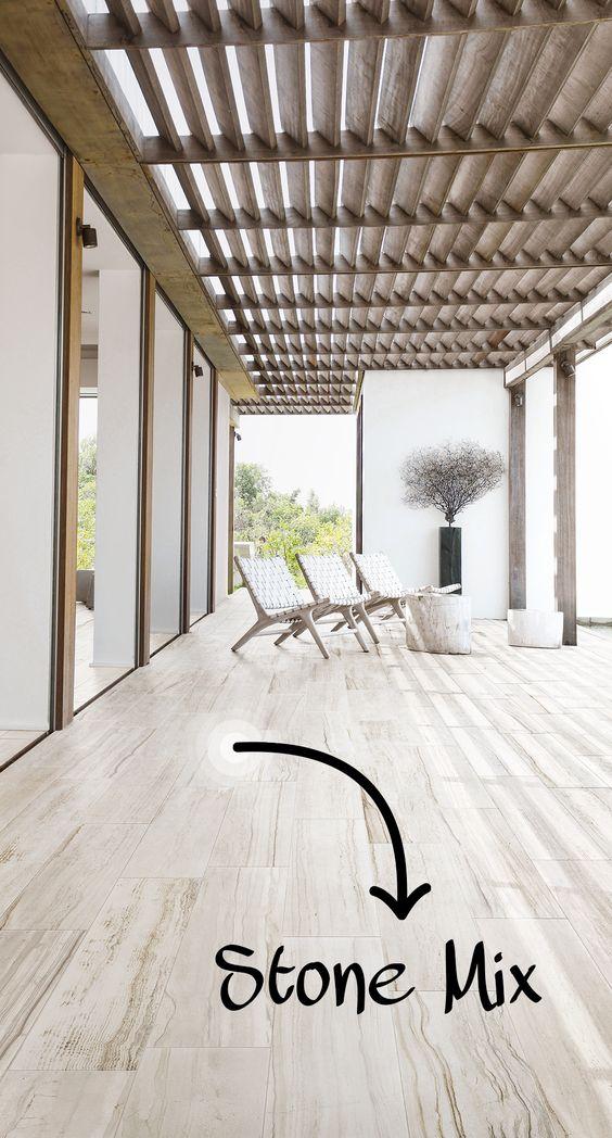 Pisos modernos para interiores