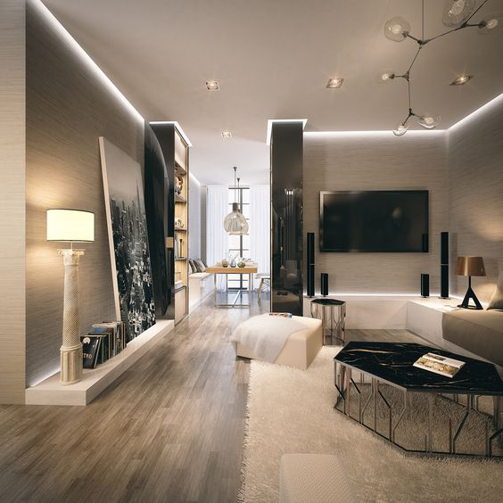 Pisos Modernos Para Interiores Decoracion De Interiores