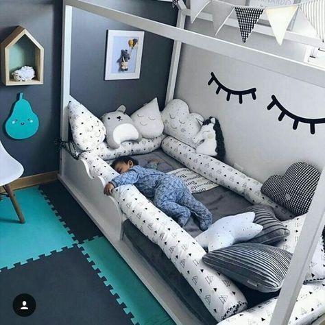 Recamaras para ninos modernas decoracion de interiores for Recamaras para bebes