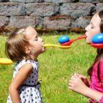 Recomendaciones para los niños en vacaciones