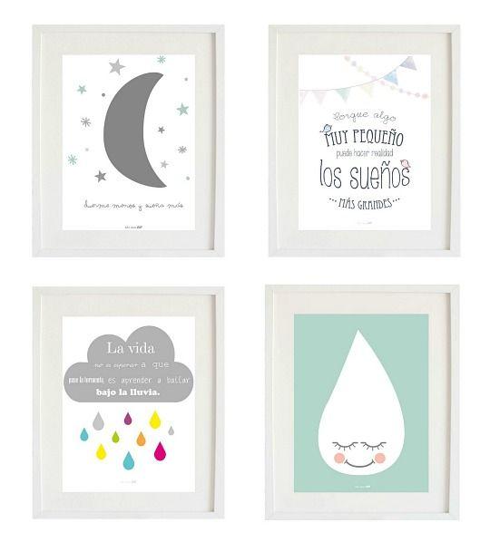 Regalos para baby shower regalos que toda madre adorar a - Cuadros originales para bebes ...