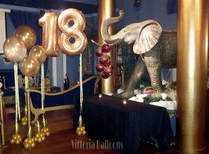 Temas para fiestas de 18 años