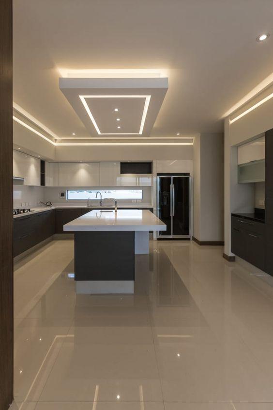 Tendencias en pisos para casas ideas de decoraci n 2018 - Cocinas para pisos pequenos ...