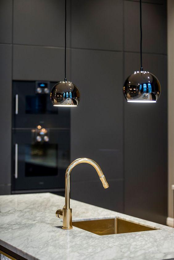 tendencias mobiliario 2018 cocinas modernas