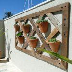 Tipos de repisas para plantas exteriores