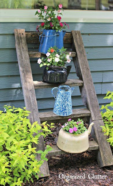 tipos de repisas para plantas exteriores (3)