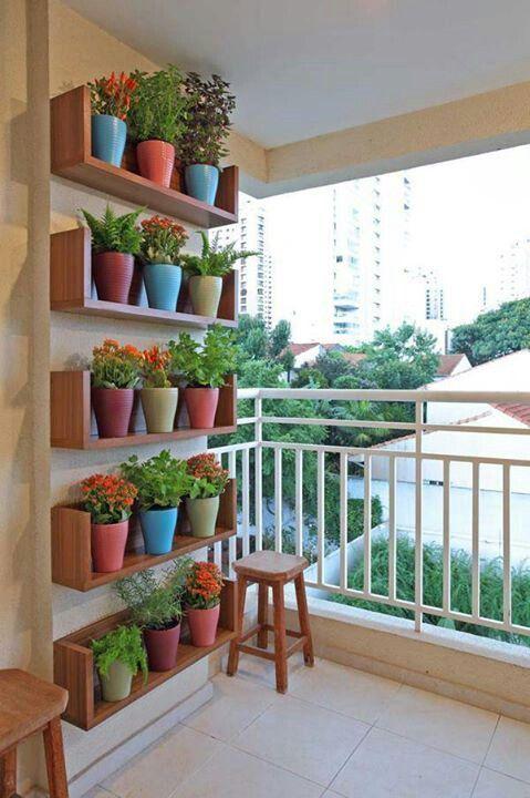tipos de repisas para plantas exteriores (5)