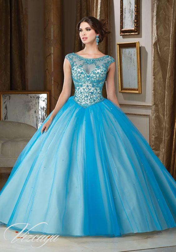 ca106d9d6 Vestidos de 15 años - Úsalos este 2019 Si quieres lucir como una ...