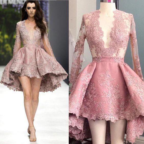 Vestidos hermosos para fiestas 202019