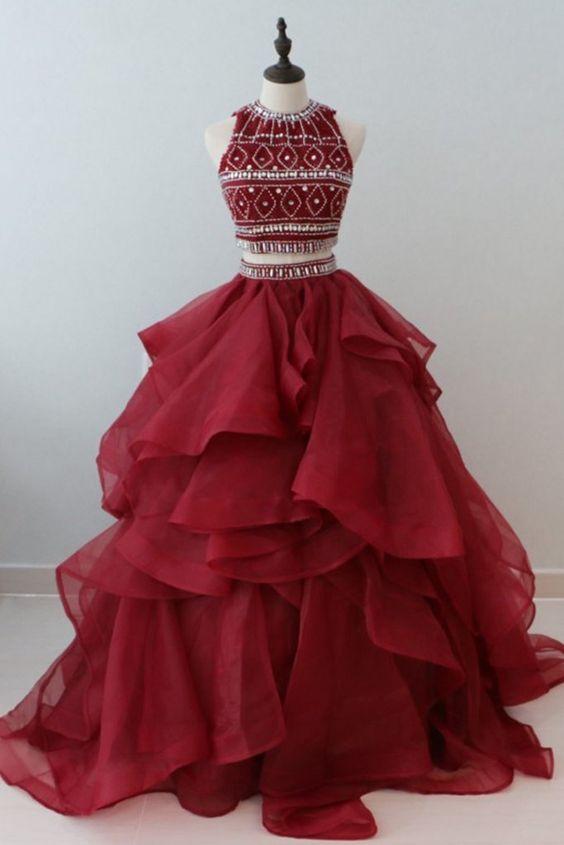 Vestidos de 15 años desmontables2018