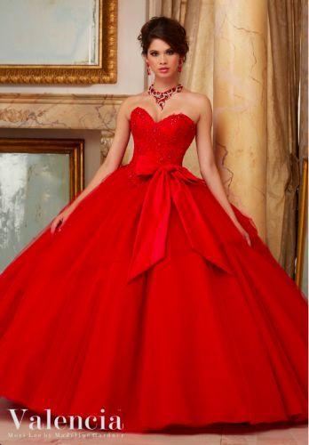 vestidos de 15 anos rojos (4)