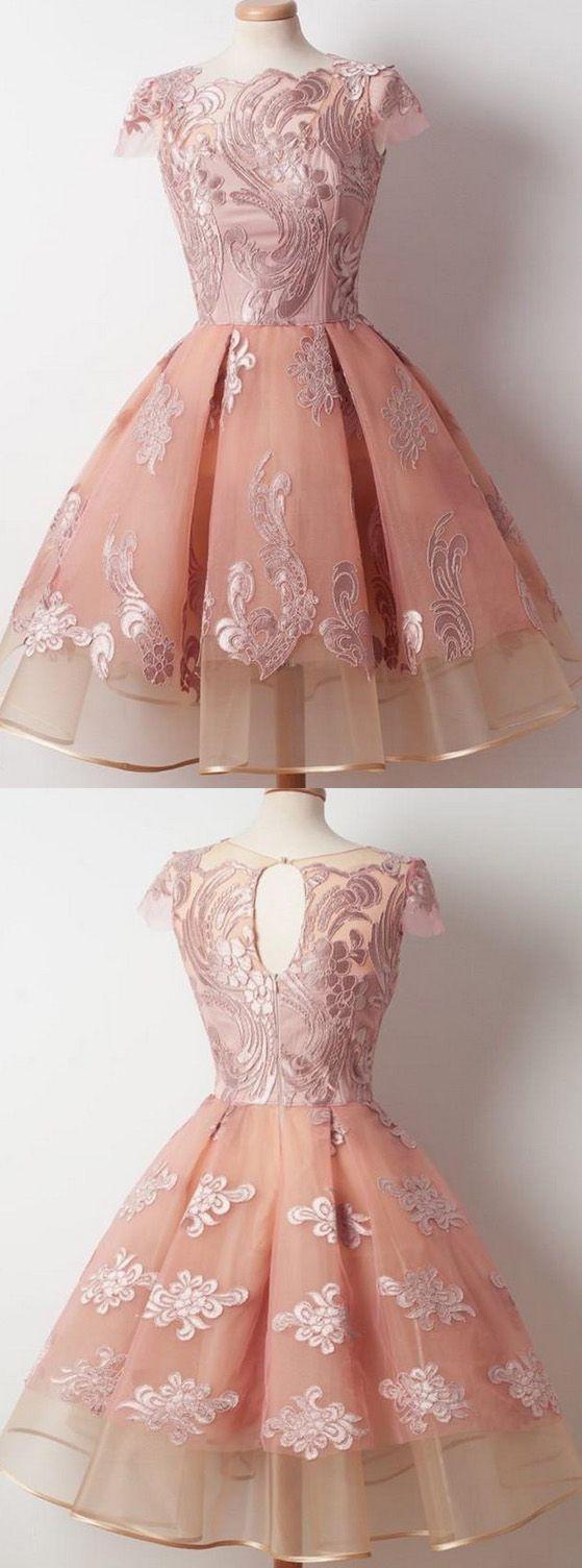 vestidos de 15 cortos2017 (1)