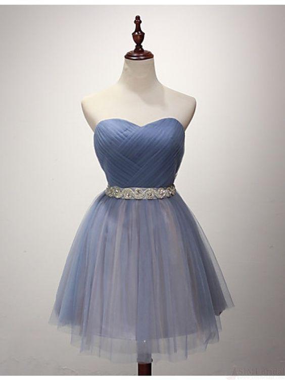 dc5ac3fa0d Vestidos de 15 sencillos y lindos