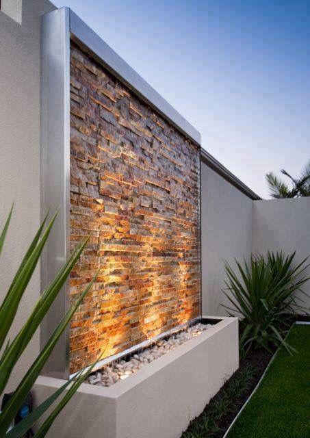 Acabados en paredes exteriores