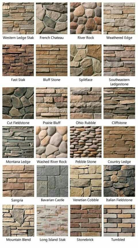 Acabados para paredes exteriores e interiores tendencias 2019 - Tipos de revestimientos exteriores ...