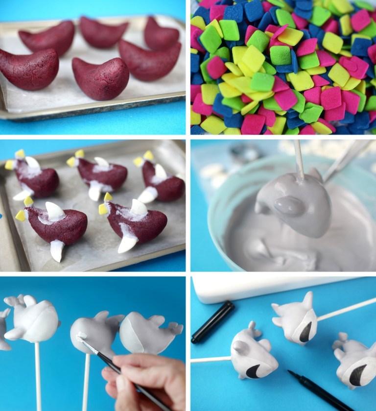 Trucos Para Hacer Cake Pops